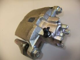 MITSUBISHI SHOGUN BRAKE CALIPER REAR NEW REPLACEMENT COMPLETE WITH BOLTS & HANGER