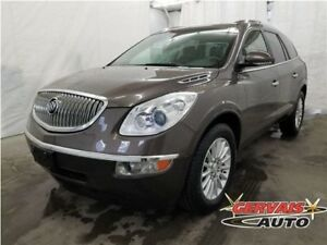 Buick Enclave CX 7 Passagers TV/DVD MAGS 2011