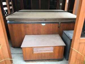 beachcomber 750 hot tub for sale or parts