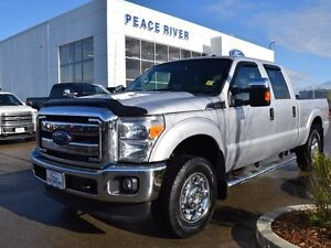 2013 Ford F-350 XLT 4x4 SD Crew Cab 6.75 ft. box 156 in. WB SRW