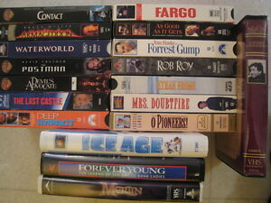 40 classic VHS movies