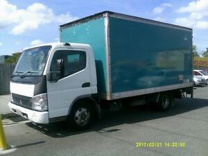 2005 Mitsubishi Fuso Canter 700/800 FE83P 2.0 MWB White Cab Chassis 3.9l 4x2 Coopers Plains Brisbane South West Preview