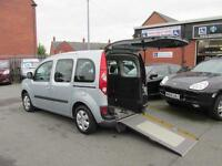 Renault Kangoo diesel wheelchair accessible, disabled access, mobility car