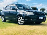 2010 Proton S16 BT GX Black 4 Speed Automatic Sedan Maddington Gosnells Area Preview
