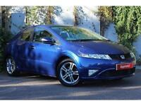 Honda Civic 1.4 i-VTEC Si PETROL MANUAL 2011/61