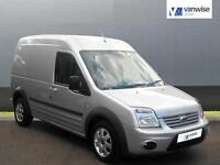 2012 Ford Transit Connect T230 LIMITED HR VDPF Diesel silver Manual