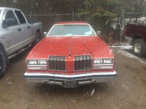 One Owner 1977 Cutlass Supreme PROJECT PROJECT Make an Offer!