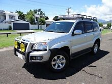 2007 Toyota Landcruiser Prado GRJ120R MY07 GXL (4x4) Silver 5 Speed Automatic Wagon Bungalow Cairns City Preview