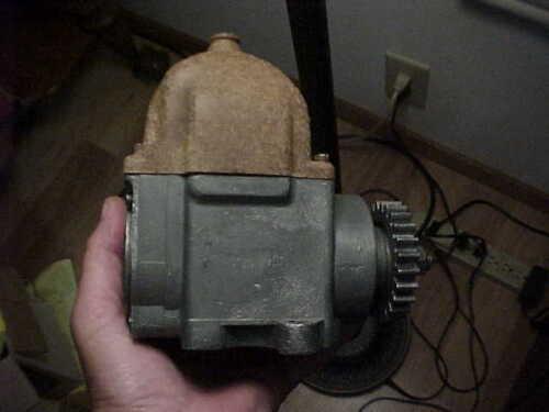 Fairbanks Morse RV-1 Magneto & 25 Tooth Drive Gear 1-1/2 2 HP ZA Gas Engine HOT