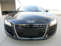 2009 Audi R8 Coupe (2 door)