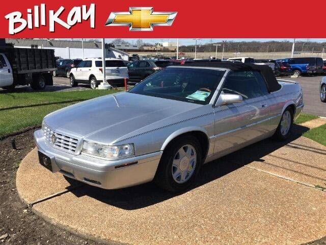 Image 3 Voiture Américaine d'occasion Cadillac Eldorado 2001