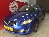 Mazda 6 S MANUAL (blue) 2008