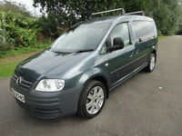 Volkswagen Caddy Maxi 1.9TDI (104PS) 5seat Maxi
