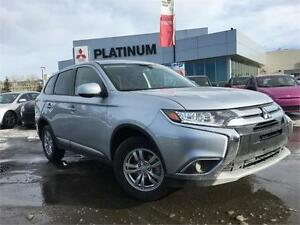 2016 Mitsubishi Outlander ES | 10 Year 160,000 KM Warranty