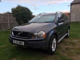 Volvo XC90 diesel 7 seater awd excellent condition long mot needs to seen to be believed