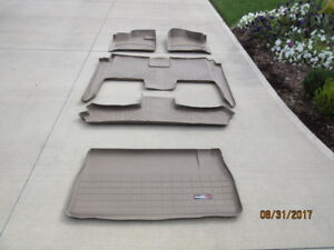 WEATHER TECH FLOOR LINERS FOR SALE