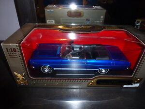 Superbes voitures de collection diecast
