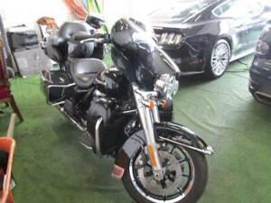 2016 Harley Davidson Elctra Glide Ultra Limited Glenorchy Glenorchy Area Preview