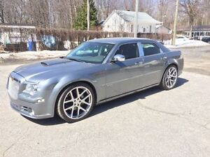 Chrysler 300C SRT Supercharged