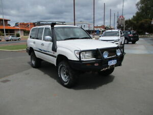 2000 Toyota Land Cruiser RV (4x4) Collie Collie Area Preview