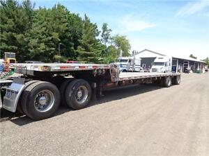 2007 FONTAINE 48'FT COMBO DROP DECK TRAILER Kitchener / Waterloo Kitchener Area image 3