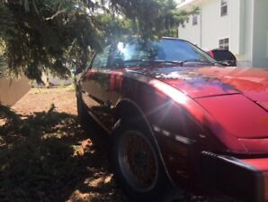 1980 and 1979 Mazda RX-7