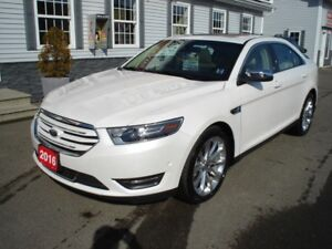 2016 Ford Taurus limited We finance 0 money down&cash back*