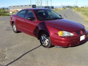 Less than 200K's! Awesome Deal! 2005 Grand Am, Auto, AC