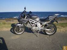 2006 Hyosung GT650S Tourer - Low kms Adamstown Newcastle Area Preview