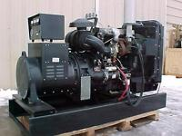 New Generator Sets Perkins with Stamford, MeccAlte,or  Marathon
