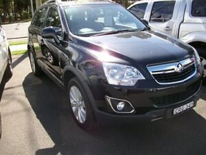 2014 Holden Captiva CG MY14 5 LT Black 6 Speed Manual Wagon South Grafton Clarence Valley Preview