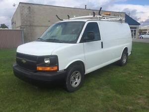 2007 Chevrolet Express cargo $9495.00