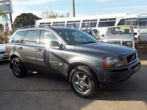2006 Volvo XC90 P28 MY06 Lifestyle T Grey 5 Speed Sports Automatic Wagon North St Marys Penrith Area Preview