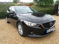 2013 (62) Mazda 6 2.2D ( 150ps ) ( NAV ) SE-L diesel