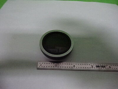 Microscope Part Zeiss Germany Polmi Polarizer Lens Pol Optics As Is Aq-05