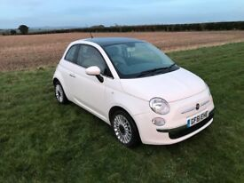 Fiat 500 - Excellent throughout