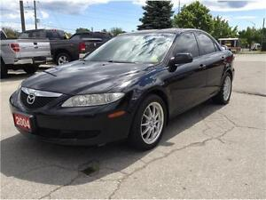 2004 Mazda Mazda6 GS|NO ACCIDENTS|PRICED TO SELL!!!