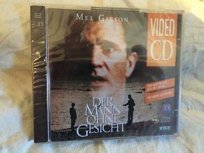 Video CD - Der Mann ohne Gesicht -  Neuware - OVP ! Video Gesicht