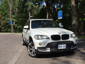 Stunning 2007 BMW X5 3.0si 7 Seater - with Safety Cert + E Test