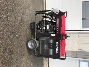 2015 Honda EB10000 Generator - only 63 hours - like new - $4699.00 SAve !!