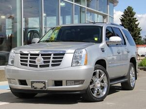 2013 Cadillac Escalade Certified | 6.2L Engine | 7-Passenger | N