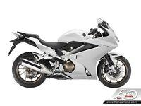 La nouvelle 2014 Honda VFR800FE