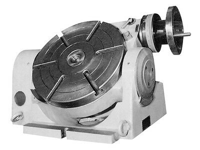 12 Tilting Rotary Table Precision Tables New