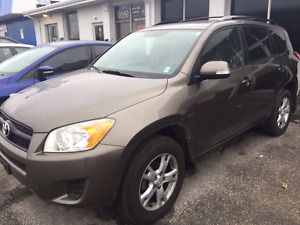 2011 Toyota RAV4 Sport,Sunroof,4WD,Low Km,,4 cyl ,Safety,CLEANN
