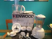 Kenwood FP691A Multipro Food Processor - White.