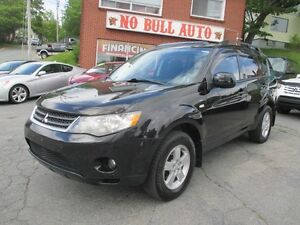 2008 Mitsubishi Outlander LS, AWD, 3rd Row, Very Clean!!