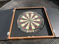 Winmau Official Dartboard In Case