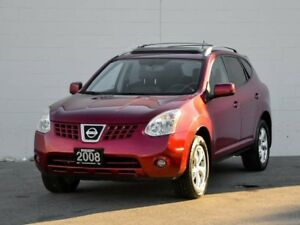 2008 Nissan Rogue SL 4dr All-wheel Drive