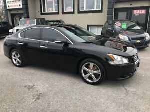 2014 Nissan Maxima 3.5 SV LOADED - All Credit Welcome