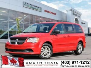 2014 Dodge Grand Caravan SXT stow n go - call 403-708-0025